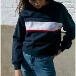 📌Brandy Melville John Galt Amanda Stripe Shirt